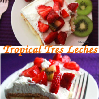 Tropical Tres Leches Cake Recipe