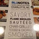"bluenotes of charlotte ""charlotte, nc"""