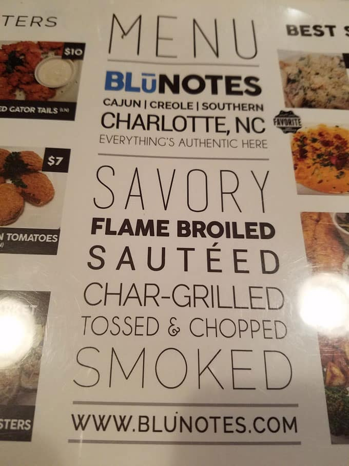 bluenotes of charlotte