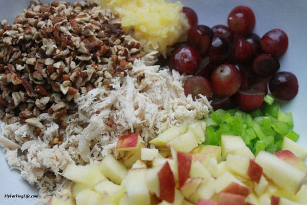 ingredients-photo-fruit-chicken-salad