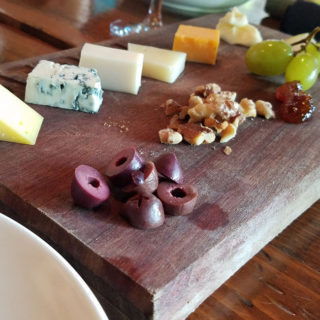 Cheese and Wine Tasting Experience at FlatIron