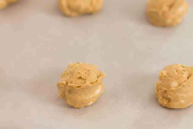 easy pumpkin cookie recipe