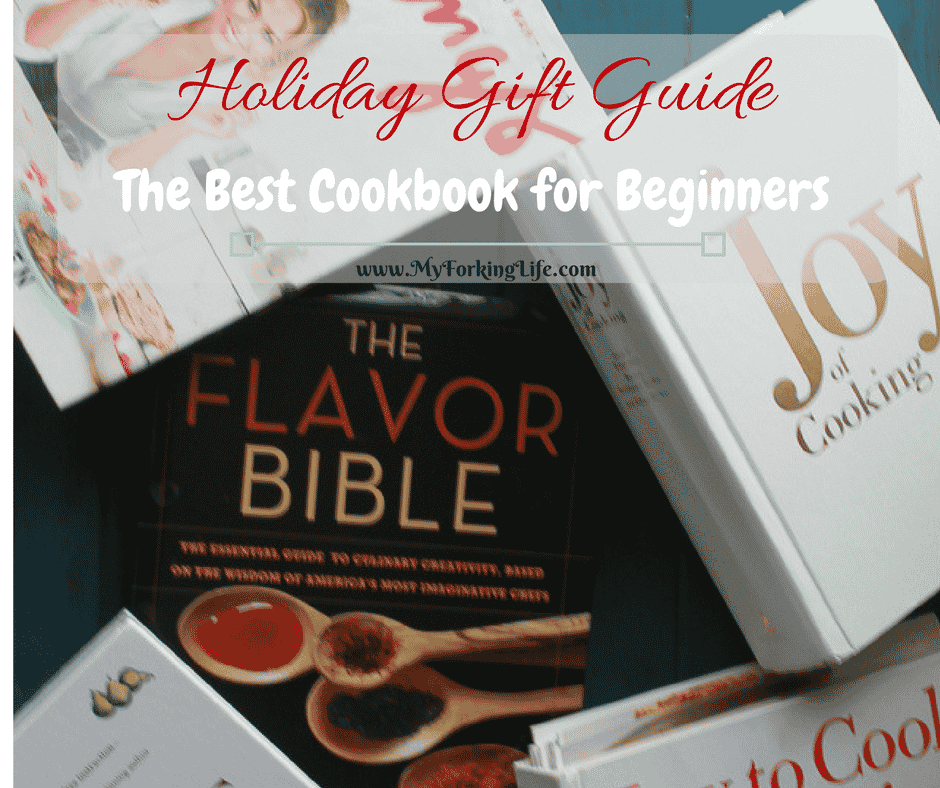 Holiday Gift Guide - Cookbooks for Beginners