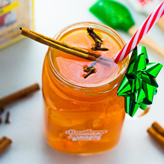 Spiced Iced Sweet Tea