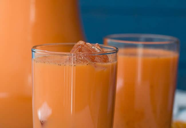 jamaican style carrot juice recipe