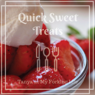 Balsamic Strawberries and the Quick Sweet Treats Ebook