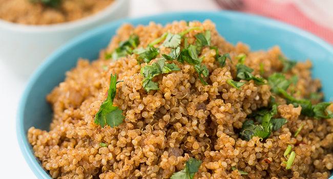Awesome Quinoa Dish