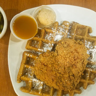 Dame's Chicken and Waffles Cary, NC