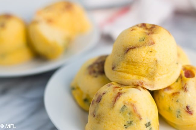 Sous Vide Egg Bites Recipe In The Instant Pot