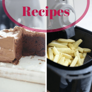14 Great Recipes for Air Fryers