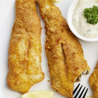 Crispy Air Fryer Fish
