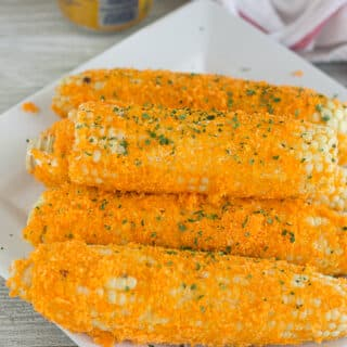 Cheddar and Sour Cream Corn on the Cob Seasoning