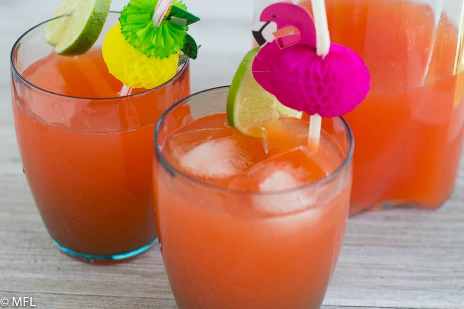 Jamaican Rum Punch Recipe My Forking Life