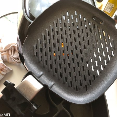 air fryer grill tray