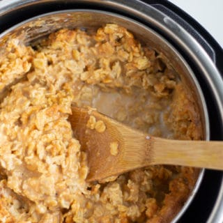 pressure cooker oatmeal in instant pot