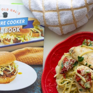 This Old Gal's Pressure Cooker Cookbook Review