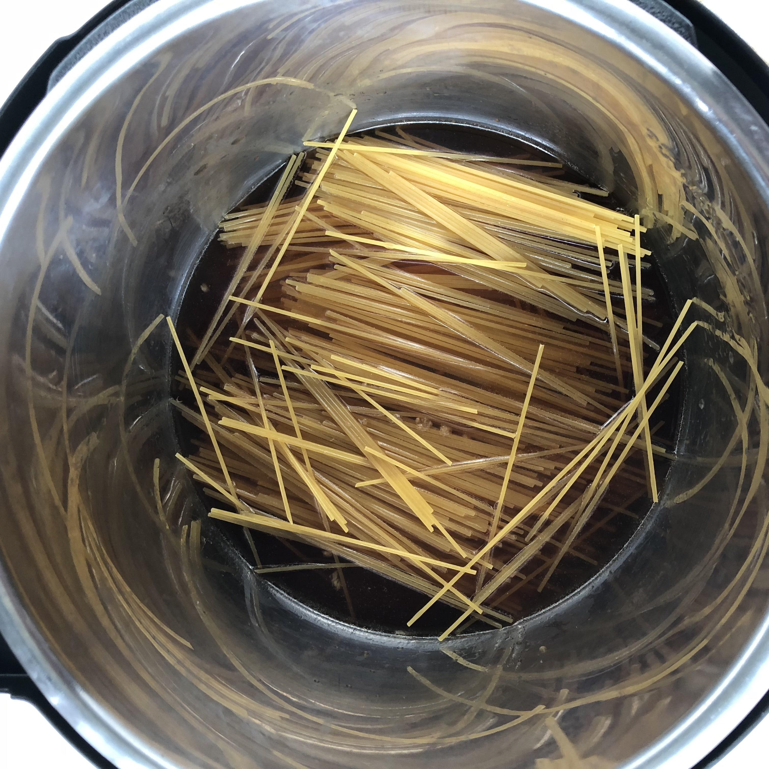 instant pot noodles in the instant pot