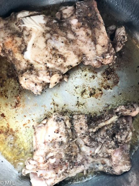 chicken thighs in instant pot