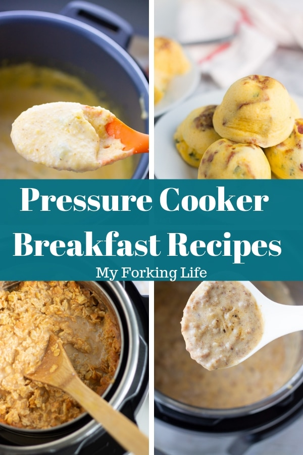 pin for pressure cooker breakfast recipes