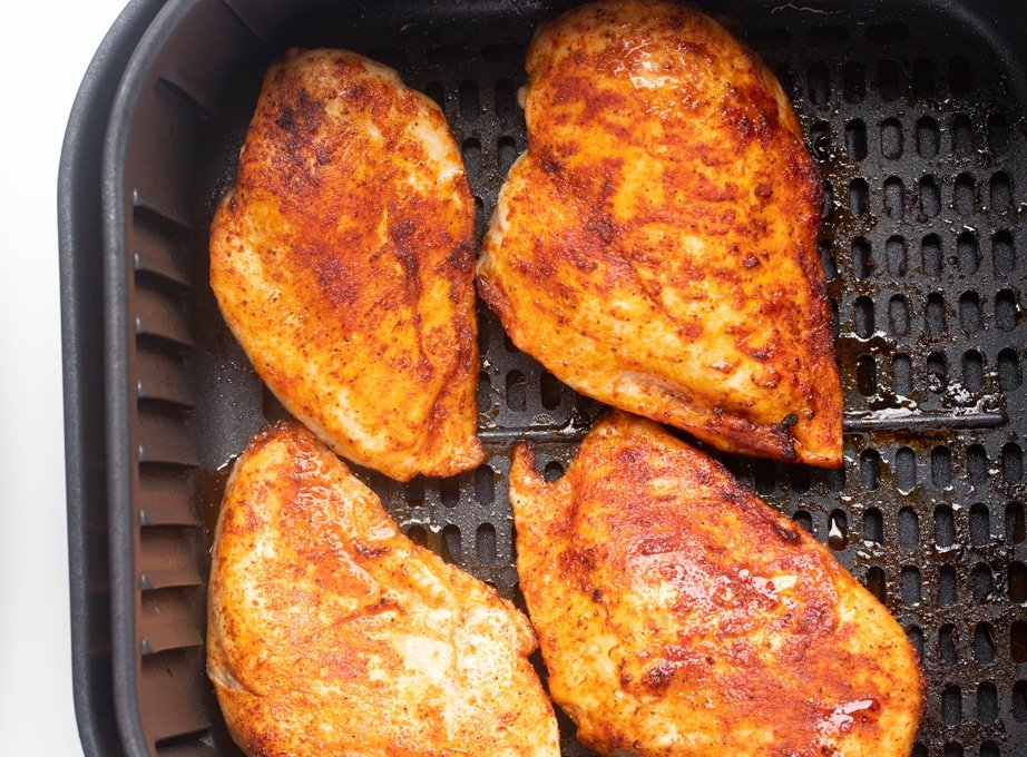 Bbq Air Fryer Chicken Breast My Forking Life