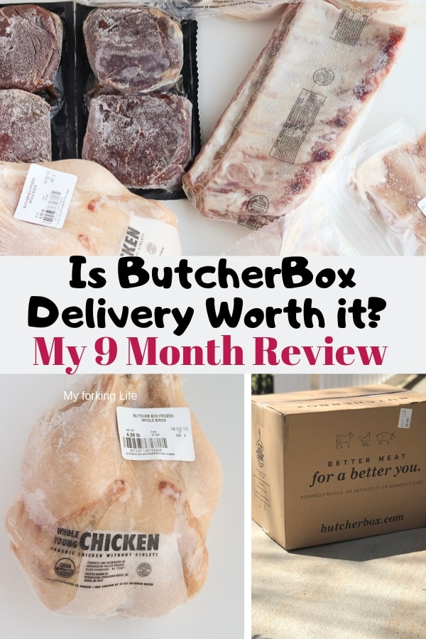 Butcher Box Meat Delivery: 9 Month Update - My Forking Life