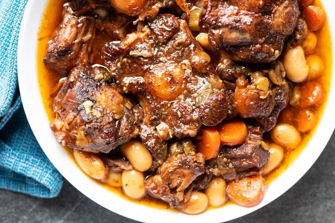 Jamaican Oxtails Recipe - My Forking Life